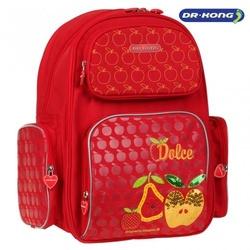 Х 147 рюкзак oxford красная клетка 1/20уп рюкзак, габариты