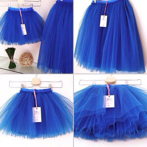 Фатиновая юбка для мамы и дочки своими руками 38