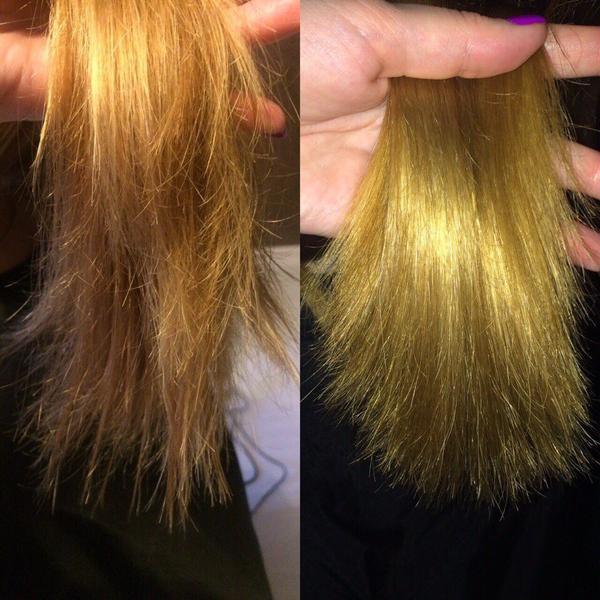 Кончика волос лечение домашними условиями