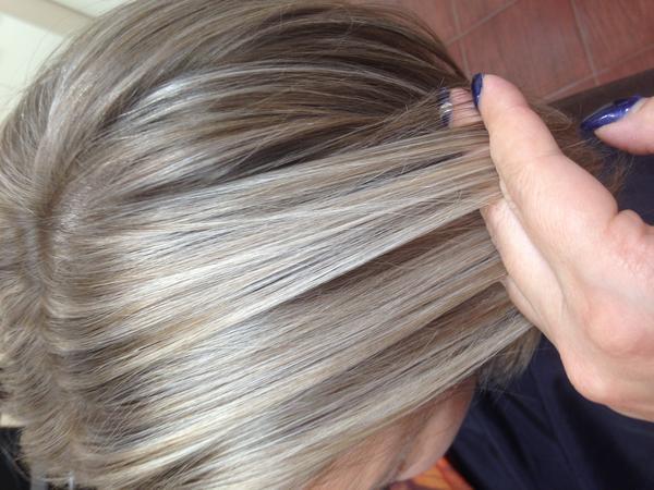 Мелирование на темные волосы форум