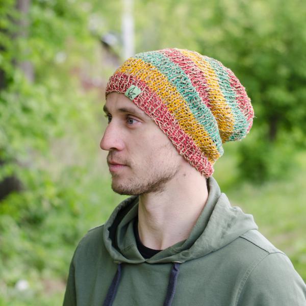 шапка растамана фото районе горы