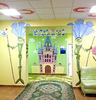 Идеи для оформления стен в детском саду