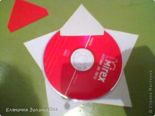 Поделки из дисков к 23 февраля своими
